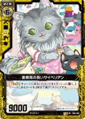 会照顾人的西伯利亚猫