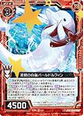 波间的白瓷 珍珠海豚